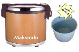Mesin Gas Rice Cooker RRC dan Taiwan 3